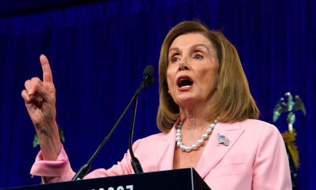 FBI Releases Docs in Heat of Capitol Riot That Show Pelosi's Communist Roots Run Deep