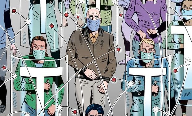 We'll Have Herd Immunity by April
