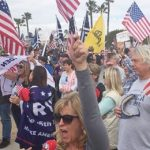 Incredible President's Day Pro-Trump Rally in West Palm Beach