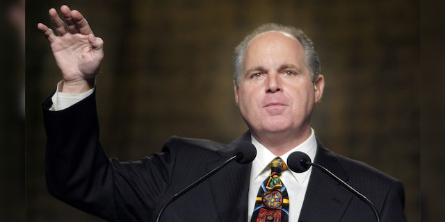 Rush Limbaugh's wife, Kathryn, announces his death on radio show