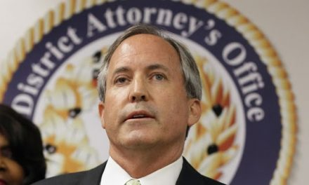 Texas AG: Biden Violated Federal Law with This Executive Order