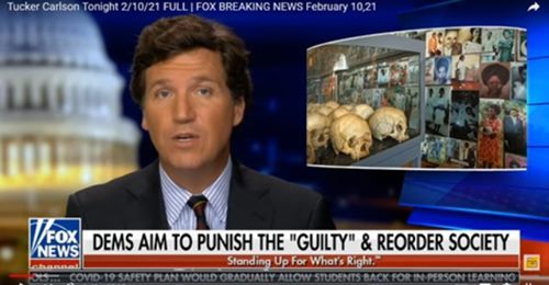 TUCKER CARLSON:  EXPLAINED – THE JAN 6 CAPITOL BODY COUNT AND THE LIES OF THE MEDIA AND POLITICIANS