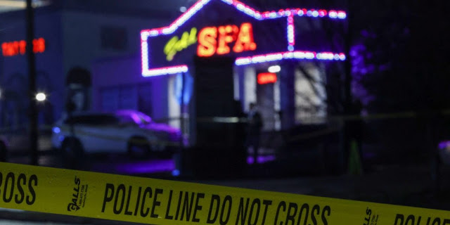 "MEDIA PEDDLES UNSUPPORTED RACIAL NARRATIVE ON ATLANTA ""SPA"" SHOOTINGS"