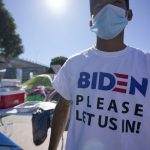 Biden Offers Hotel Rooms for Illegals, but Let the National Guard Sleep in a Parking Garage