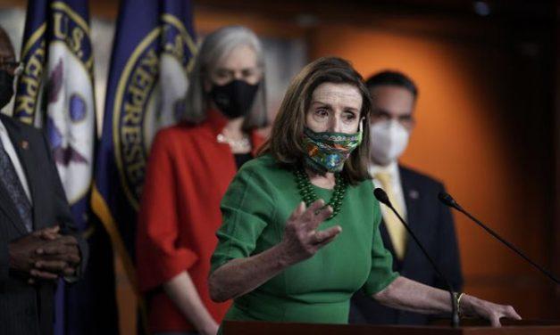 Stimulus bills fill political wish lists