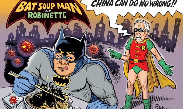 Batman Soup and Robinette