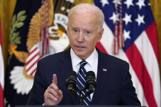Biden confuses a victory with a mandate