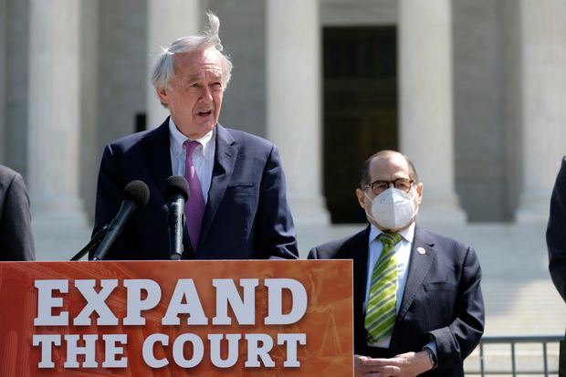If Democrats Pack the Court