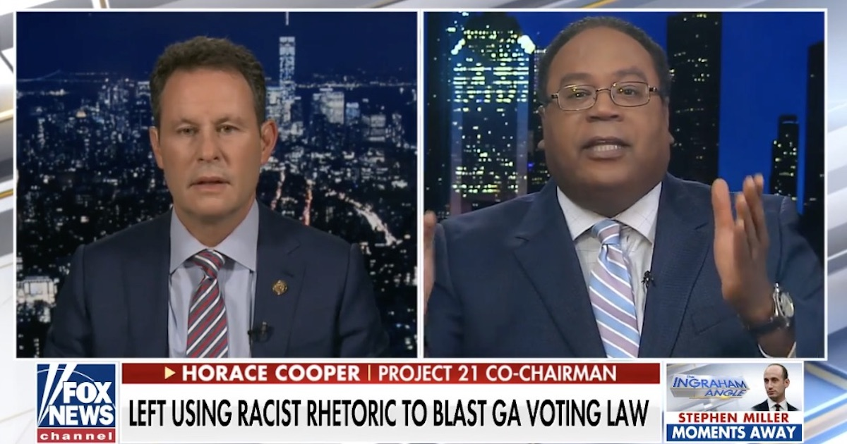 """Outrage Over Georgia Voter Protections """"Isn't on the Level"""""""