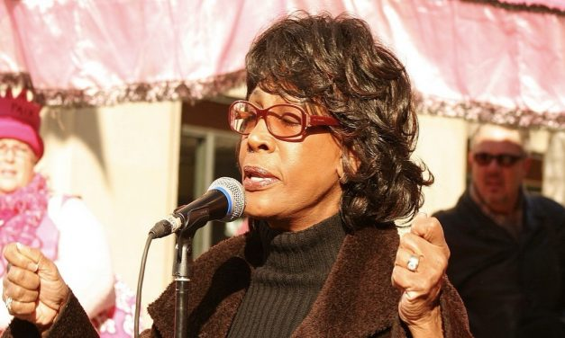 Calling Out Maxine Waters