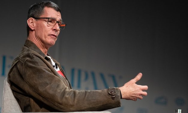 Levi Strauss CEO Chip Bergh Doubles-Down on Claim That Georgia Voter Law Is Racist
