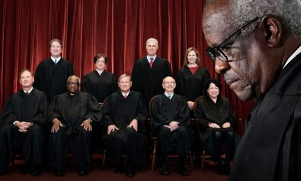 God Save the Clarence Thomas Court
