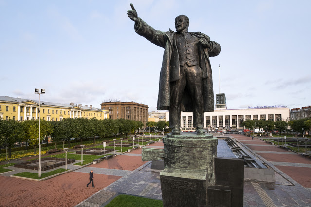 Are Americans Becoming Sovietized?