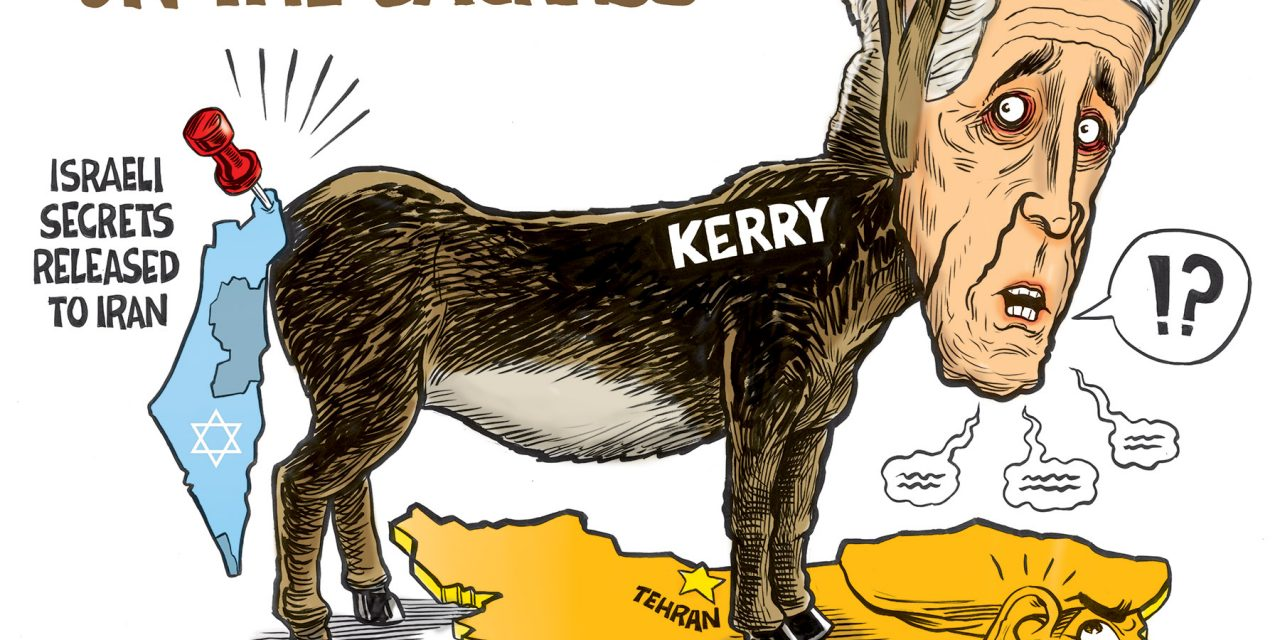 John Kerry The Jackass Traitor