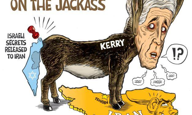 John Kerry The Jackass Traitor