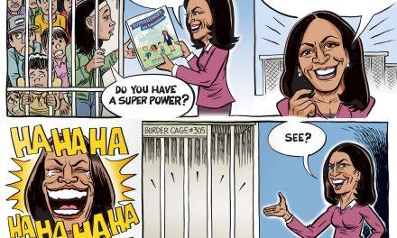Kamala's Super Power