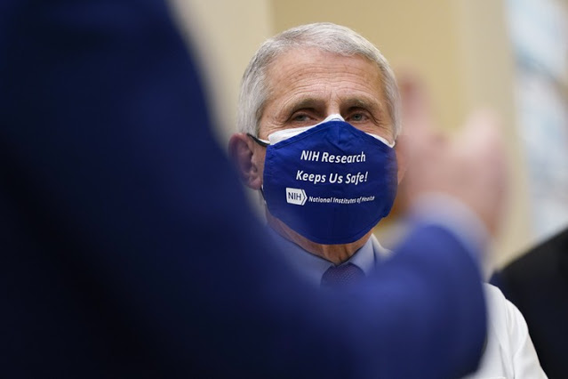 Bombshell Emails Reveal That Fauci Wasn't Being Straight With the American People