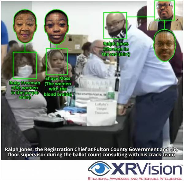 BREAKING: Ruby Freeman's Daughter Election Supervisor Wandrea Shaye Moss Is Subpoenaed for Deposition in Fulton County GA