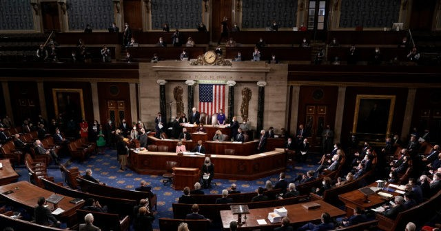 GOP Senators Successfully Filibuster Dems' Election Takeover Bill