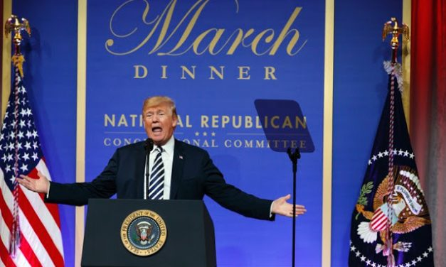 Trump in Fighting Trim as He Takes to the Campaign Trail Again