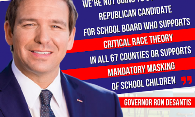 Ron DeSantis vows to get 'political apparatus involved' in school board races