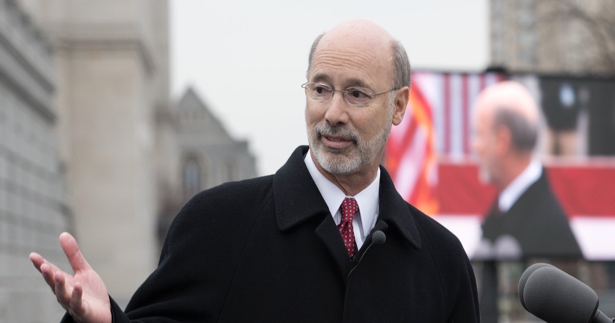 Keeping Governor Wolf From RGGI's Door