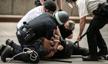 Biden has a crime problem and a police problem