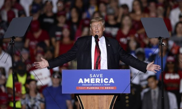 BREAKING: Trump Sues Big Tech