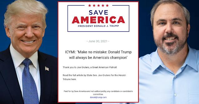 Make No Mistake: Donald Trump Will Always Be America's Champion