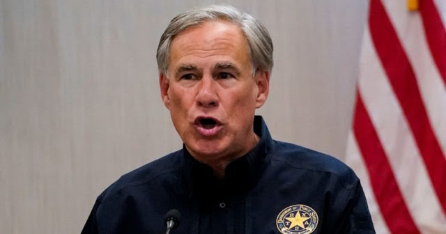 Texas Gov. Abbott: Democrats Who Fled to Block Voting Bill 'Will Be Arrested' 'Once They Step Back Into the State'
