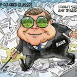 "Bill Barr ""I didn't See Voter Fraud"""