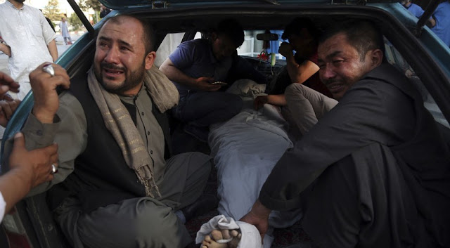 BOMBSHELL: U.S. Officials Handed Taliban a List of Names of Americans and Afghan Allies