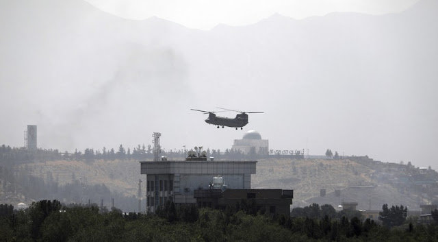 Kabul Airport: 'Total, Complete Chaos, Unsanitary Conditions and Rapidly Declining,' Rubio Warns