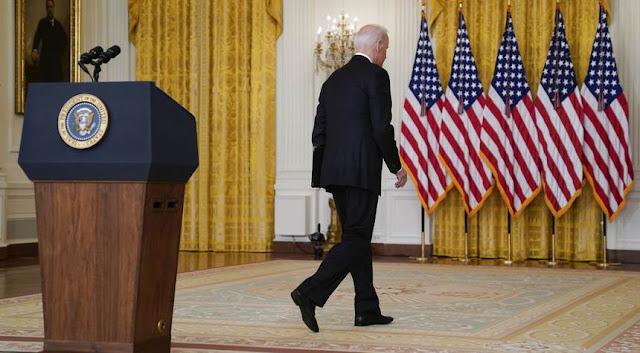 British Parliament Holds Joe Biden in Contempt for Afghanistan Catastrophe