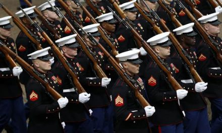 BREAKING: At Least Ten Marines Are the First American Military to Die in Afghanistan Since February 2020