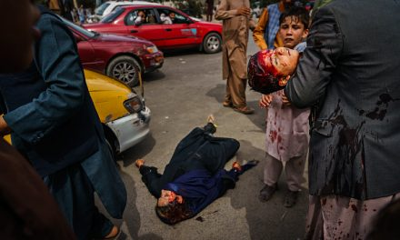 BRUTALITY: Harrowing Images Show Barbaric Taliban Imposing Islamic Law