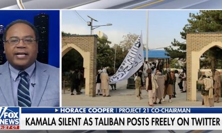 Leftist Elites Who Lost Their Heads Over Trump Tweets Silent About Taliban
