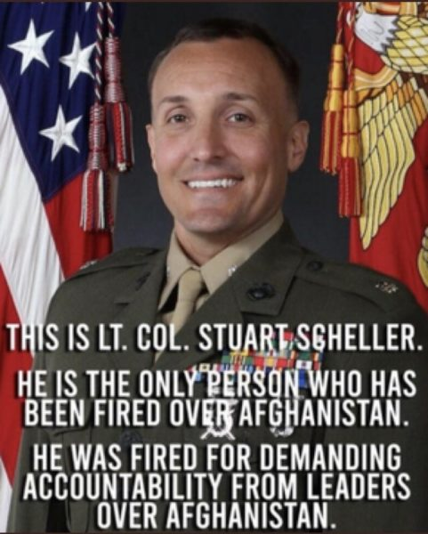 Marine officer speaks out after firing, issues new warning to top military leadership: 'Every generation needs a revolution'