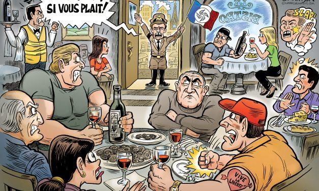 Macron's Medical Tyranny