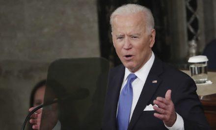 College Students Hurl Profanity in Unison at Joe Biden