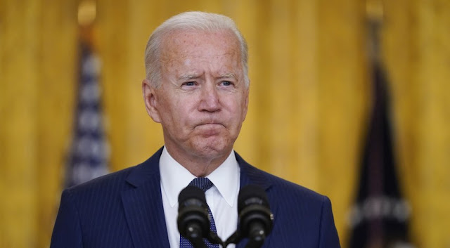 Timeline: Why Biden's Call With Ghani Matters