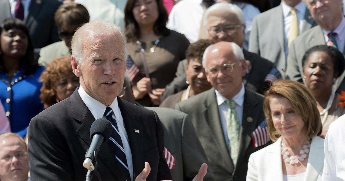Biden-Pelosi Long Game on Spending Revealed