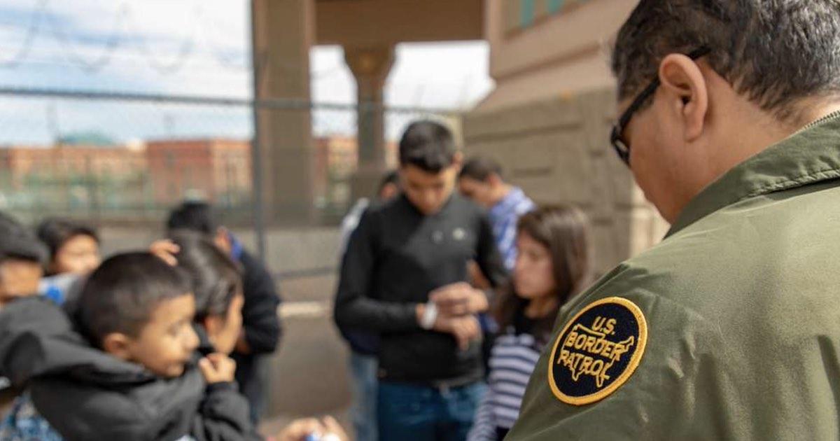 Biden's Border Scandal, and the Media's Silence
