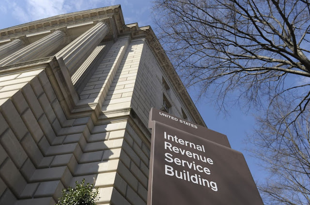 New Democrat Scheme Hires 87,000 new IRS Agents to Investigate Every American with More than $600