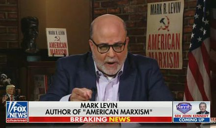 Mark Levin Takes the Flamethrower to Joe Biden: 'You Have Blood On Your Hands!'