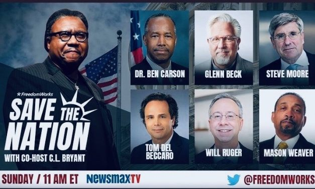 (Video) Mason On NewsMax TV