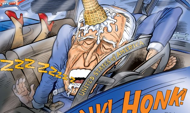 Biden Asleep At The Wheel