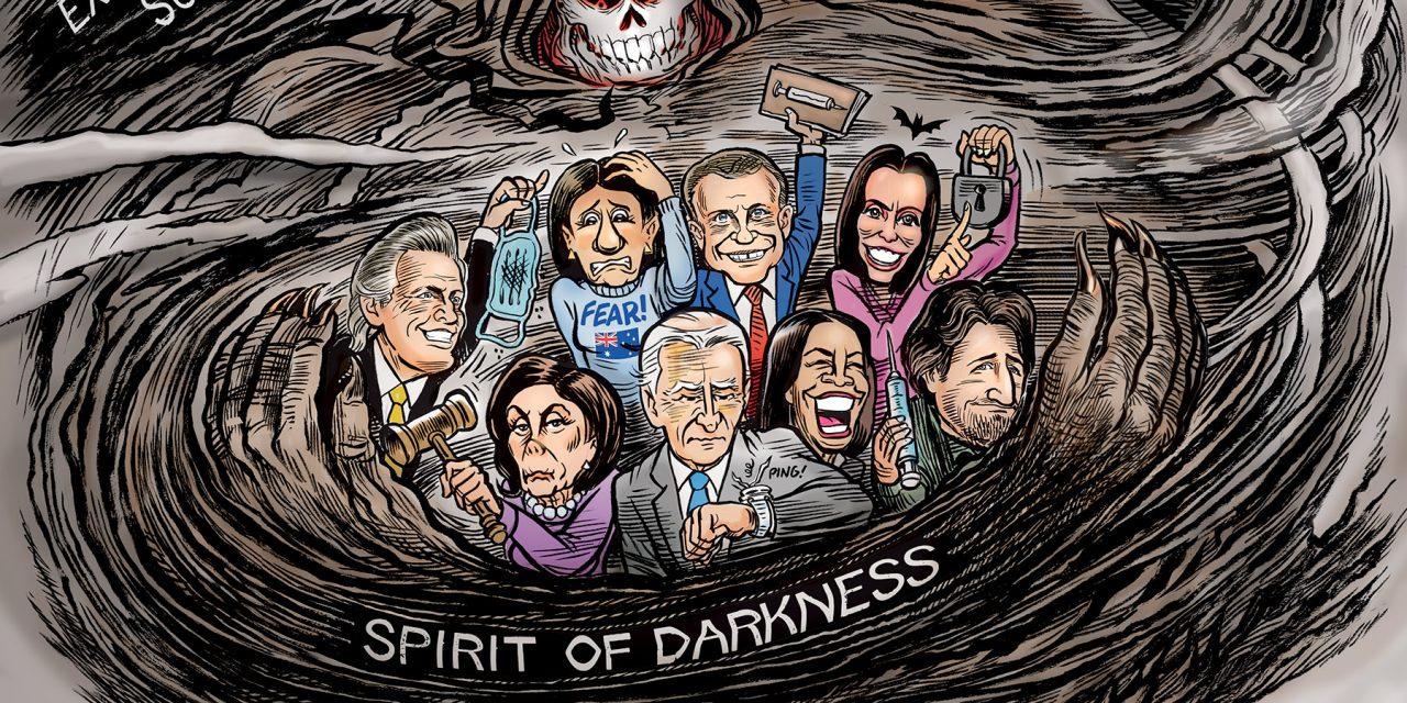 The Spirit Of Darkness