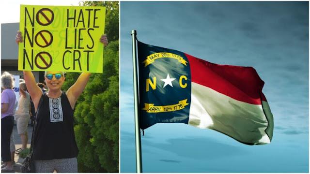 North Carolina School District Passes Measure to Punish School Teachers Who Push Anti-American, Marxist Doctrines