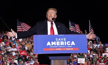 President Trump At Iowa Rally: We're Going To Take America Back